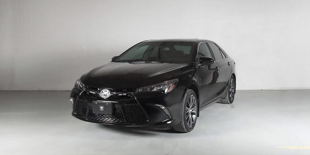 Toyota Camry бронированная, бронированная тойота кемри
