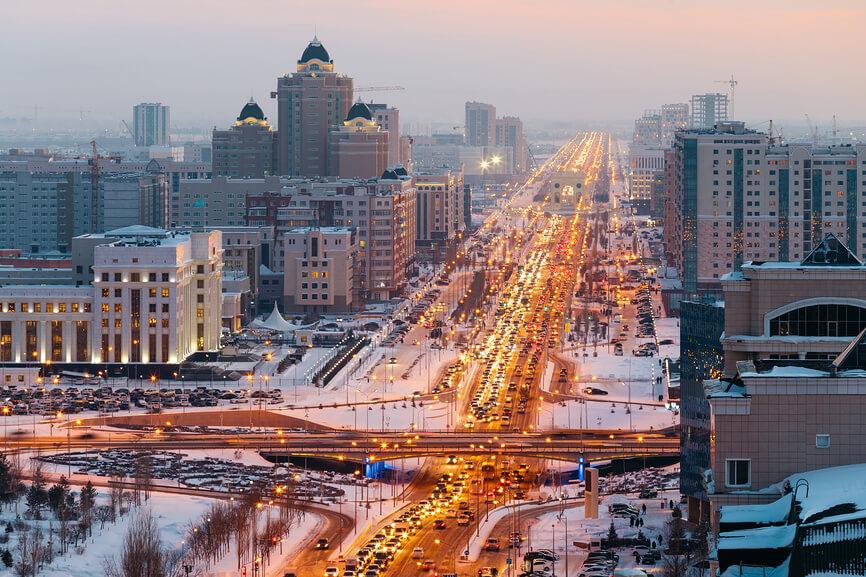 В Республике Казахстан поменяли ПДД