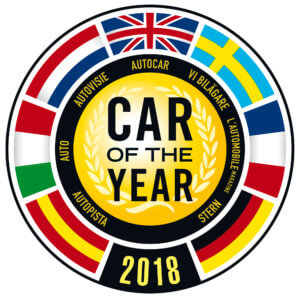 Car of the Year 2018 logo
