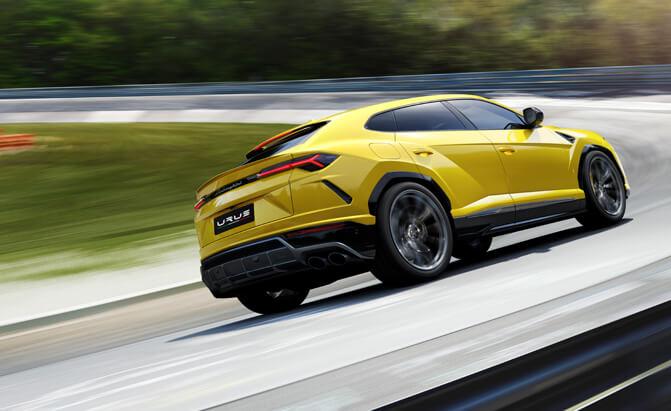 Lamborghini Urus Алматы