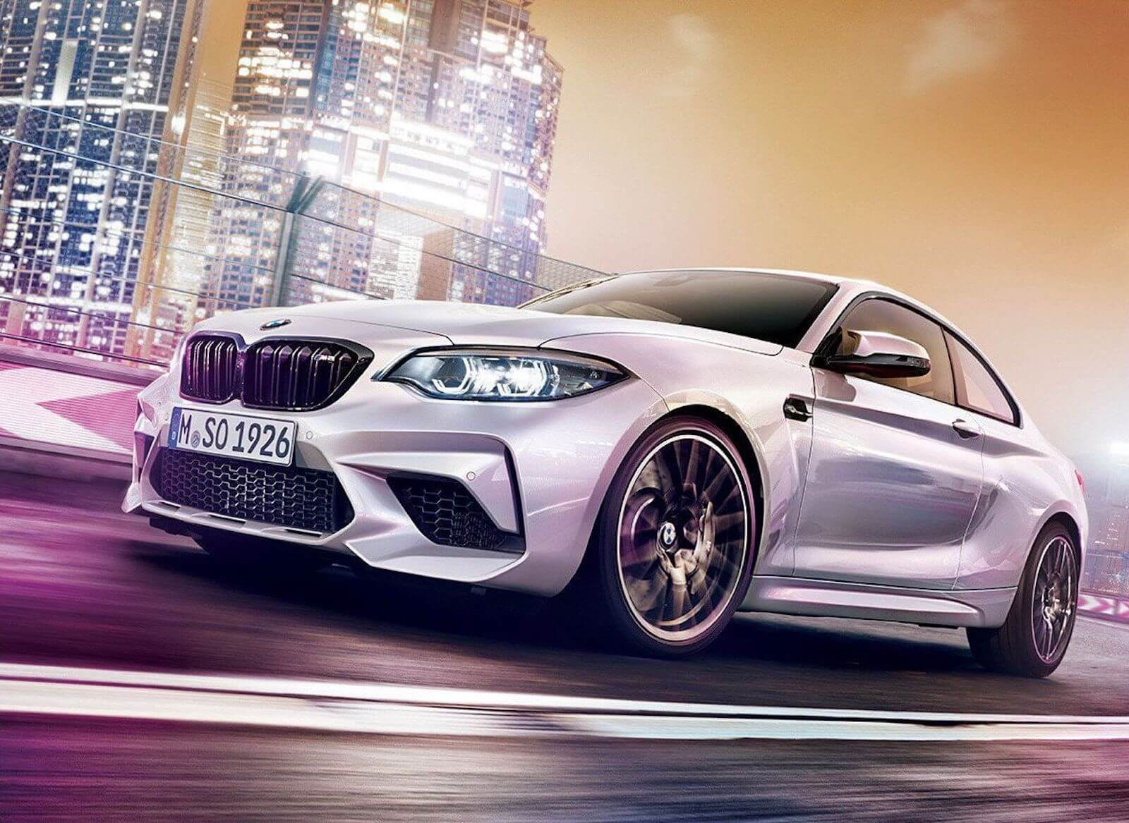 фотографии BMW M2 Twin Turbo