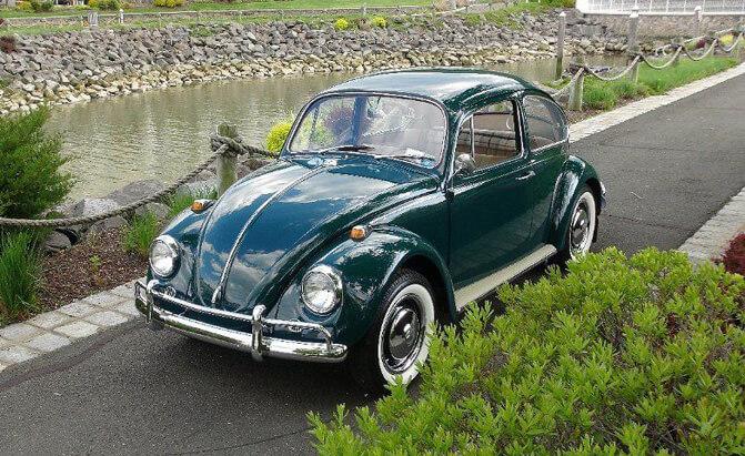 5 самых опасных автомобилей - VW Beetle