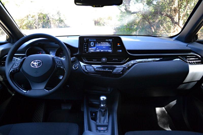 Toyota C-HR 2018 Плюсы и Минусы
